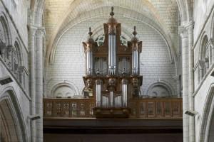 orgue face